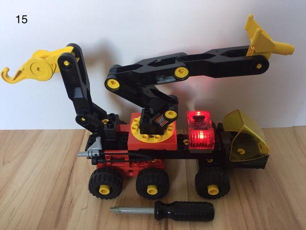 Lego Duplo Toolo Straż Pożarna Sygnał Świetlno- Dźwiękowy czerwony (2)