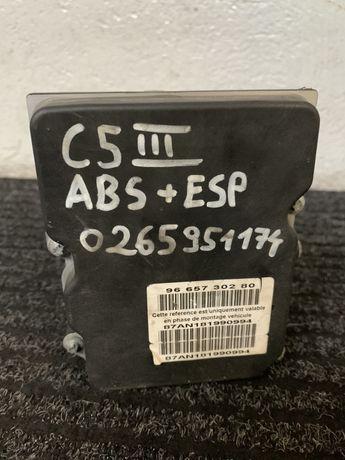 Pompa ABS ESP Citroen C5 III X7
