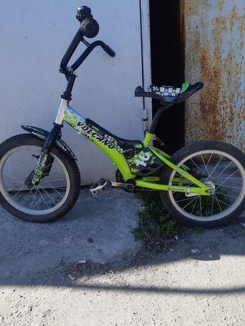 Велосипед детский ,состояние удовлетворительное на ходу