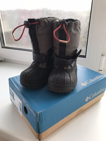 Columbia детские зимние ботинки