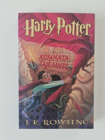 Harry Potter - cała seria