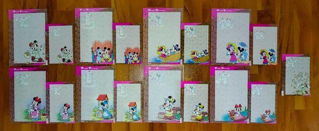 Karteczki Myszka Minnie - A5 i A6