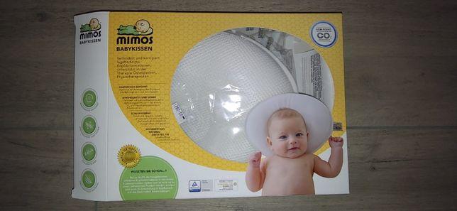 Mimos poduszka ortopedyczna dla niemowląt rozmiar S