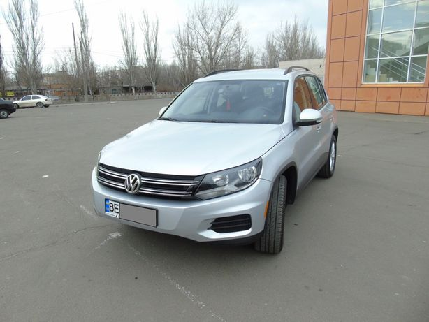 Volkswagen Tiguan 2018 2.0 TSI (200 л.с.) 4WD Limited Edition Sport