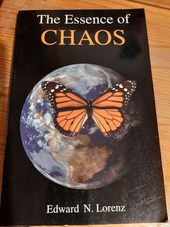 Esencja chaosu Edward N. Lorenz