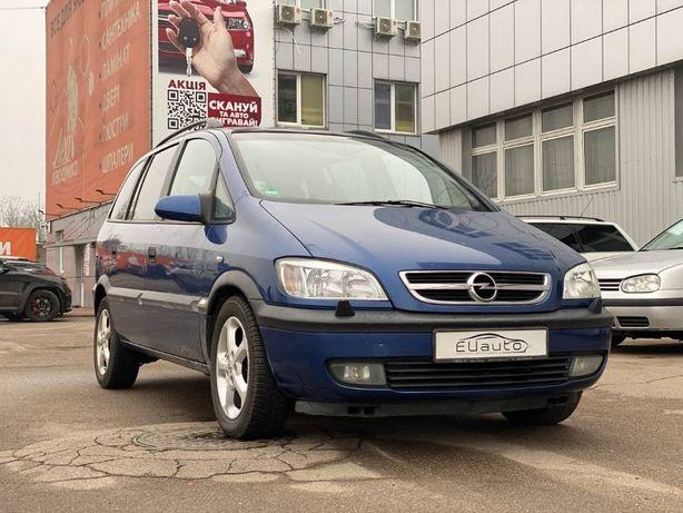 Opel Zafira 2003 з Німеччини