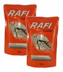 RAFI karma dla psów z mięsem saszetka 500g