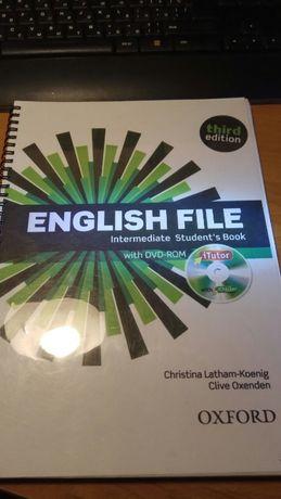 Intermediate Student's Book English File Christina Latham-Koenig, Cliv