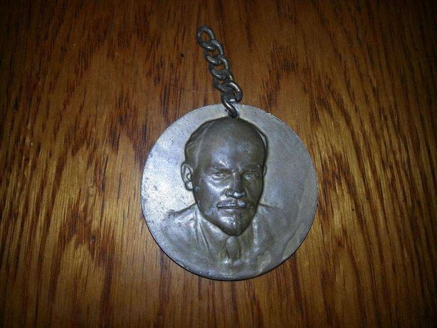 Medalion Lenin