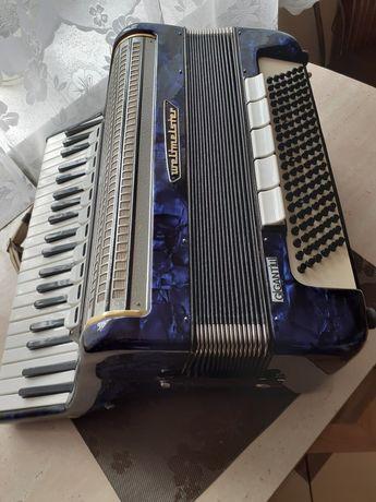Sprzedam lub Zamiana Akordeon Weltmaister 4-Chór -120 bas