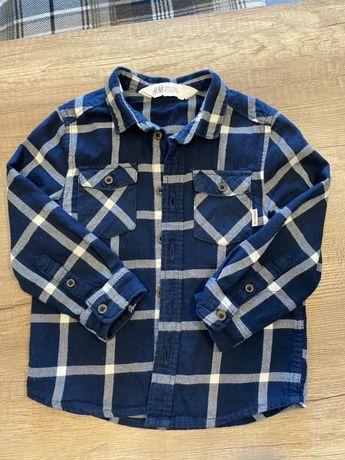 Рубашка Hm 92 размер