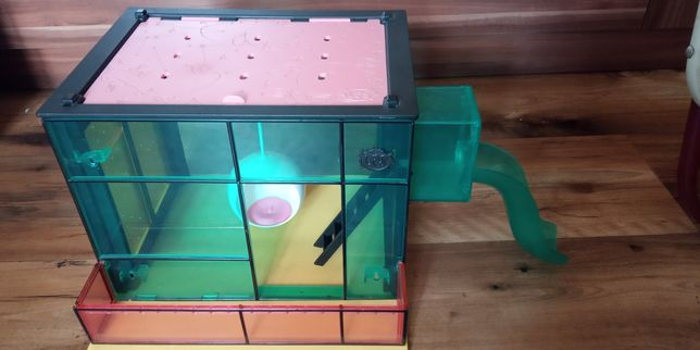 Littlest pet shop LPS domek bawialnia