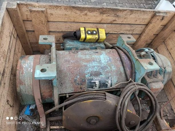 Balkancar suwnica 3200 kg nowa elektrowciąg