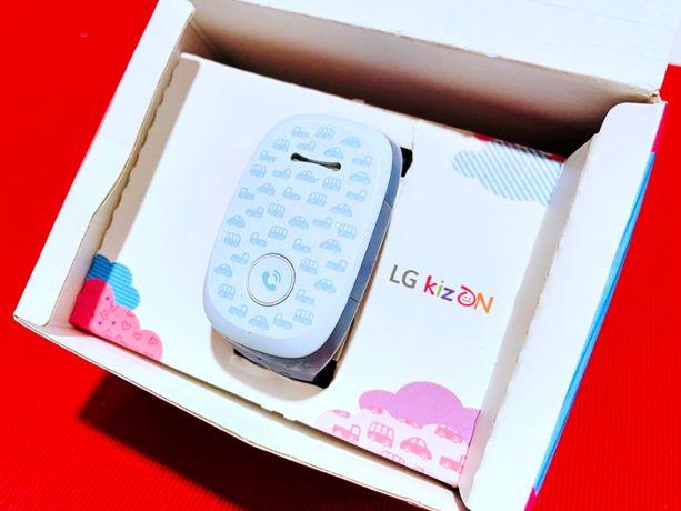 Lokalizator GPS dla dzieci LG KizON, telefon, bezpieczne dziecko