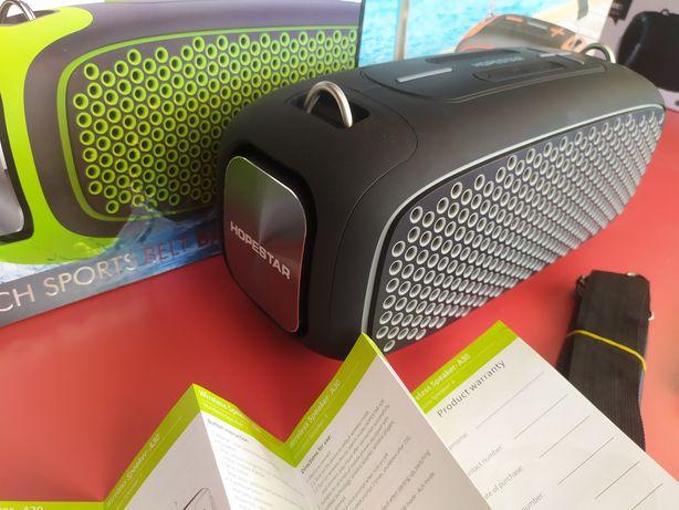 Hopestar A30 55Ватт мощная блютуз колонка с супер звуком и ремнём