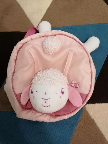 plecaczek owieczka