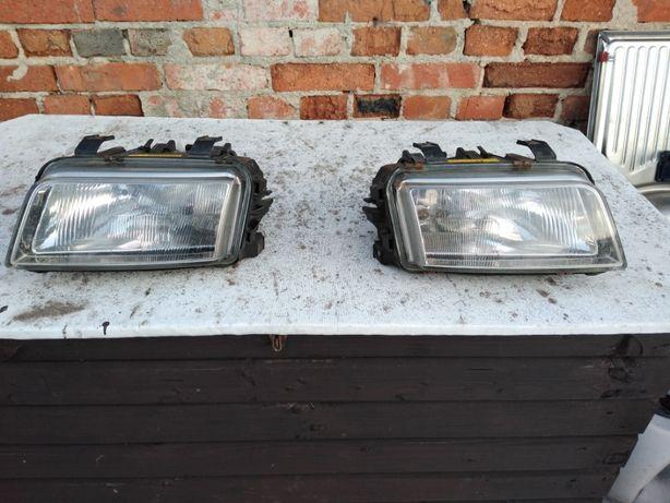 Lampy przód Audi a4b5 Cena za 2szt