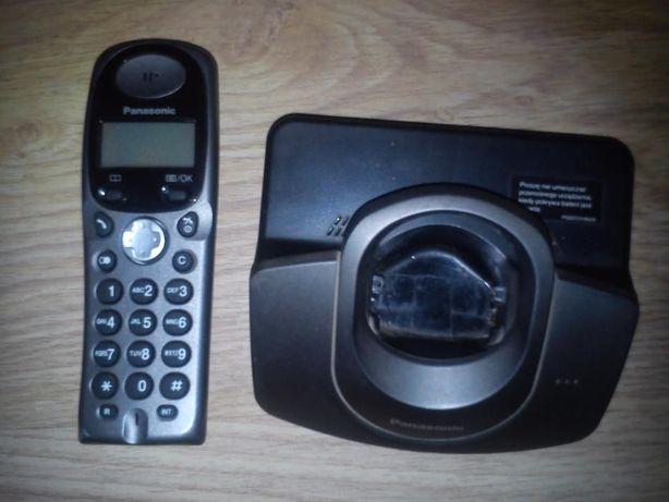 Telefon bezprzewodowy Panasonic KX-TGA110EX z zasilaczem