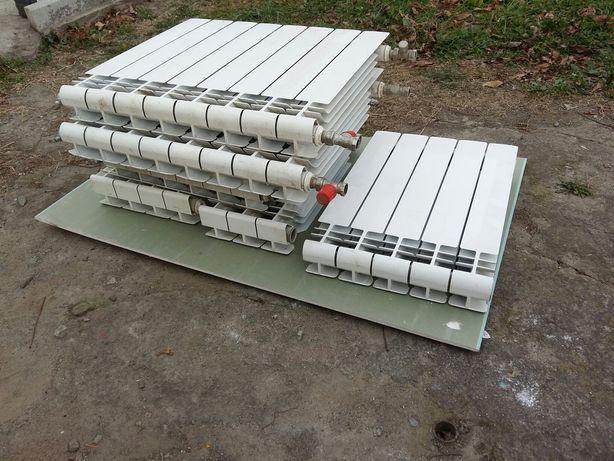 Радиаторы отопления б/у алюминий