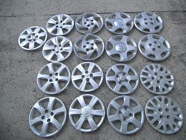 Колпаки(ковпаки)диски ориг.R14-15 Hyundai(Хюндай)Елантра, ELANTRA 06p