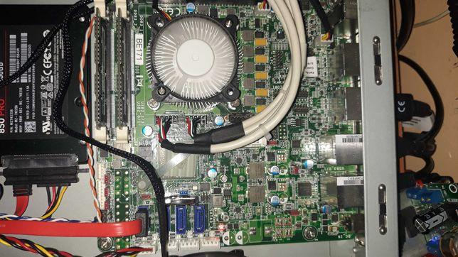 Материнская плата ADVANTECH AIMB-274 DDR3 LGA1150