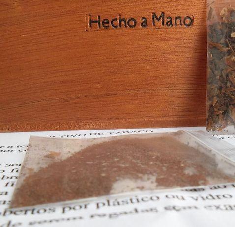 Sementes de Tabaco Virginia Gold para Cultivo