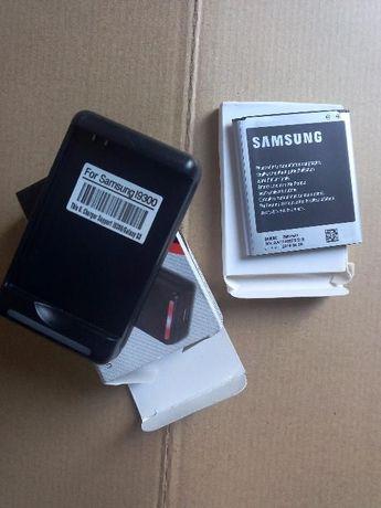 Bateria + Carregador Samsung novos