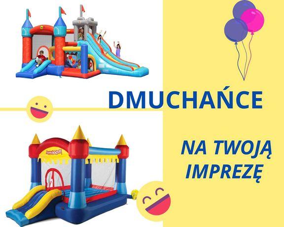 Dmuchańce, skakańce, zamek dmuchany/ imprezy / festyny dla dzieci