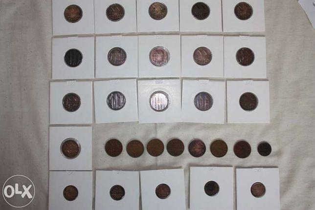LOTE 53 – Moedas 20 Centavos
