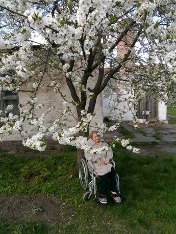 Помощь и уход за инвалидами