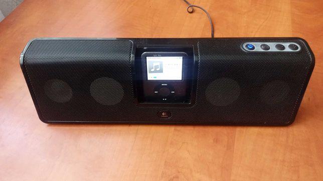 Głośnik Logitech mm50 do iphone, ipod .Stacja dokująca