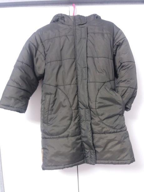 Курточка-пальто на холодну весну , 110 см.