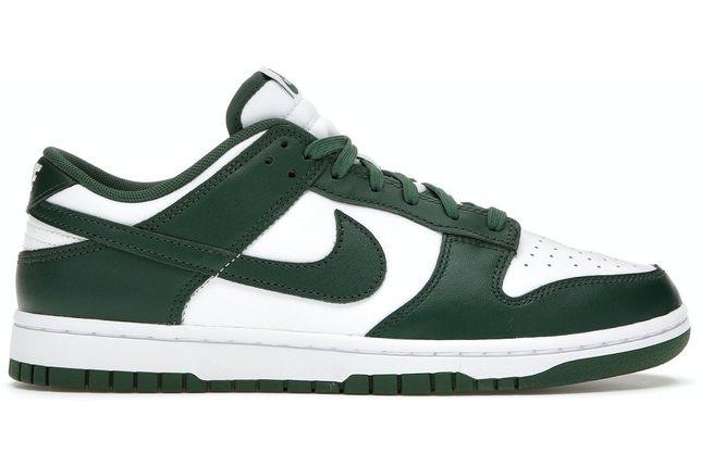 Nike Dunk Low Retro White Green (2021)