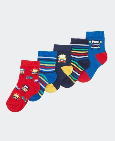Классные носочки от dunnes stores из англии 15-18 размер