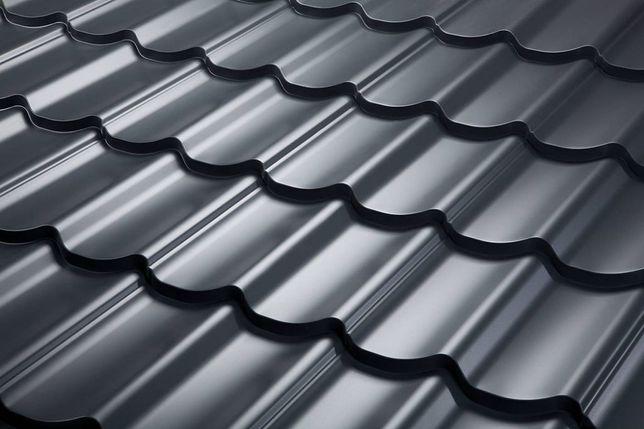 Dachy Blachy dachowe blachodachówki-trapezowe, wkręty, folie.