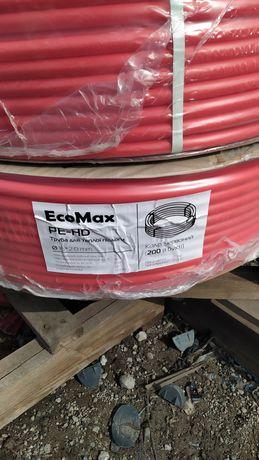 Труба теплого пола Ekoplastiks PE-RT 16*2 +подарок.Eco.Max