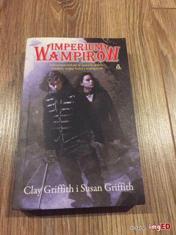 Imperium Wampirów Clay i Susan Griffith zakazana miłość wojna wampiry