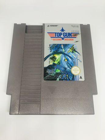 Jogo Nintendo/NES - Top Gun 1991