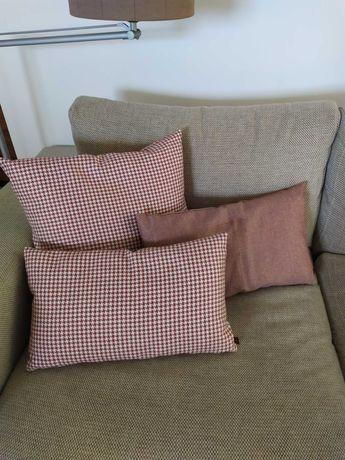 Conjunto de almofadas decorativas Laskasas
