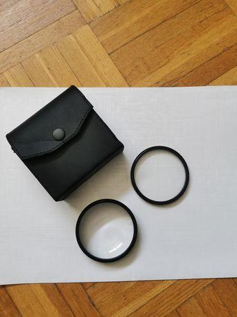 Emolux Digital close-up +8 62 mm Digital uv 62 mm