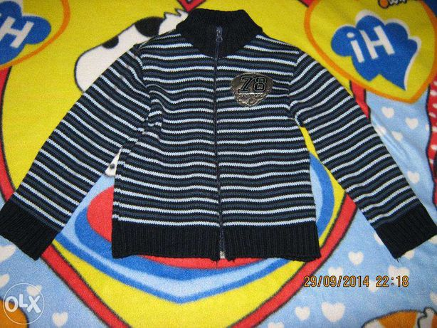 кофта свитер 2-4года, отл.сост. 300руб