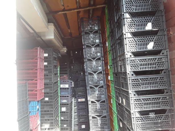 Ящики пластиковые пластмасовые овощные