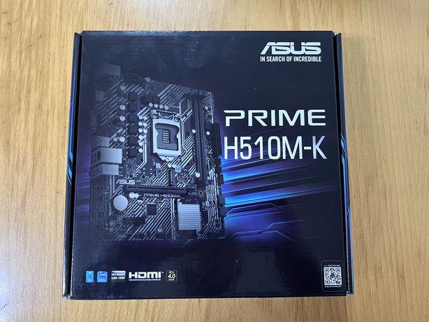 Motherboard Micro-ATX Asus Prime H510M-K