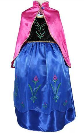*NOVO*Vestido Anna Frozen