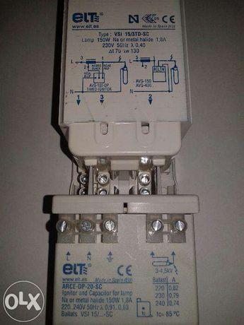 Балласт (ПРА)ELTVSI 15/3TD-SC-ARCE-DP 150W