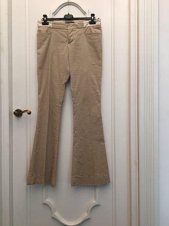GUCCI spodnie aksamitne