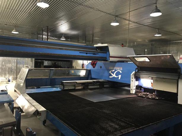 Координатно - пробивной пресс с ЧПУ FinnPower TRS 6 SBU