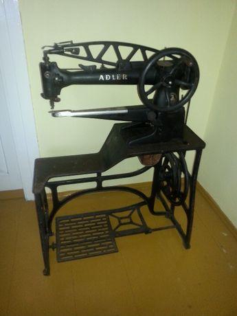 Maszyna Adler szewska maszyna do szycia kozaków
