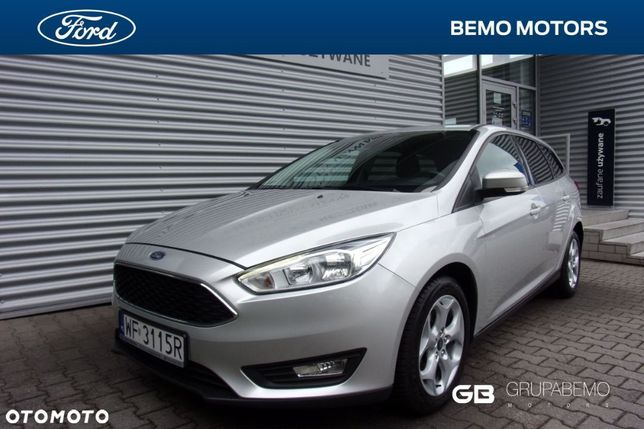 Ford Focus 1.5 Ecoboost 150km Sync Tempomat Gwarancja Salonpl
