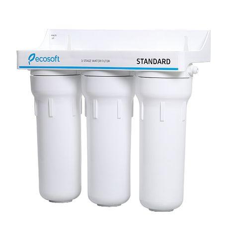 Ecosoft Standard (проточный фильтр)